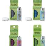 Dental Lace Silk Floss, assorted jar designs