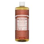 Dr. Bronner's 18-in-1 Pure Castille Soap Hemp Eucalyptus