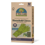 If You Care Natural Rubber Gloves Medium