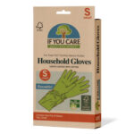 If You Care Natural Rubber Gloves Small