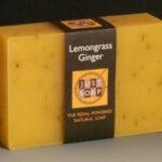 Just Soap Bar - Lemongrass Ginger