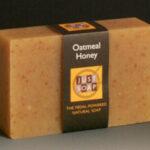 Just Soap Bar - Oatmeal Honey