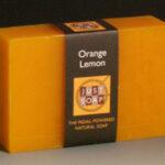 Just Soap Bar - Orange Lemon