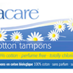 Natracare Organic Cotton Tampons Super