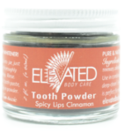 Elevated Tooth Powder Spicy Lips Cinnamon