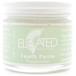 Elevated Tooth Paste Peppermint