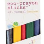 Eco-kids Crayon Sticks 5 pack