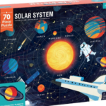 Mudpuppy Solar System 70 pc Puzzle