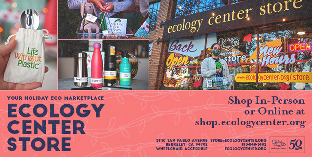 Shop Locally, Give Sustainably, This Holiday Season