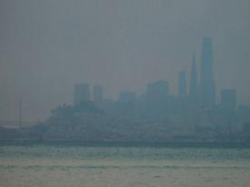 CA Fire Season: Keep the Bad Air Out