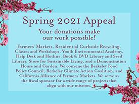 Spring 2021 Appeal