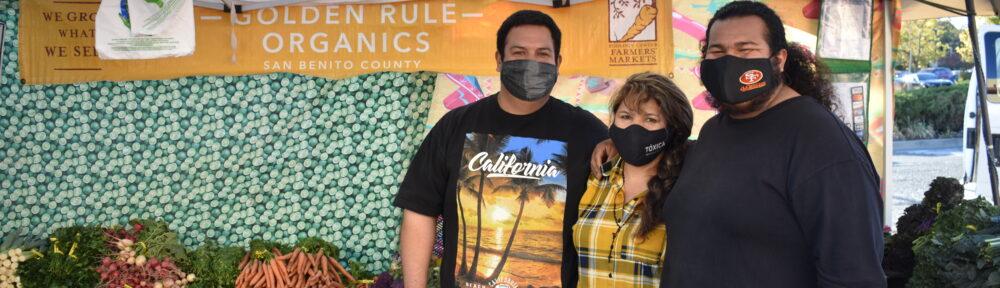 Rich in Family: Golden Rule Organics Farm
